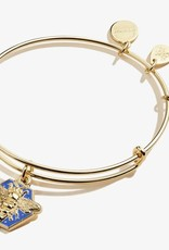 Alex and Ani Color Infusion Honey Bee, SG
