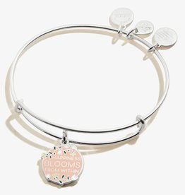 Alex and Ani Alex and Ani, Color Infusion Happiness Blooms from Within, SS