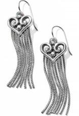 Brighton Brighton, Alcazar Swing French Wire Earrings