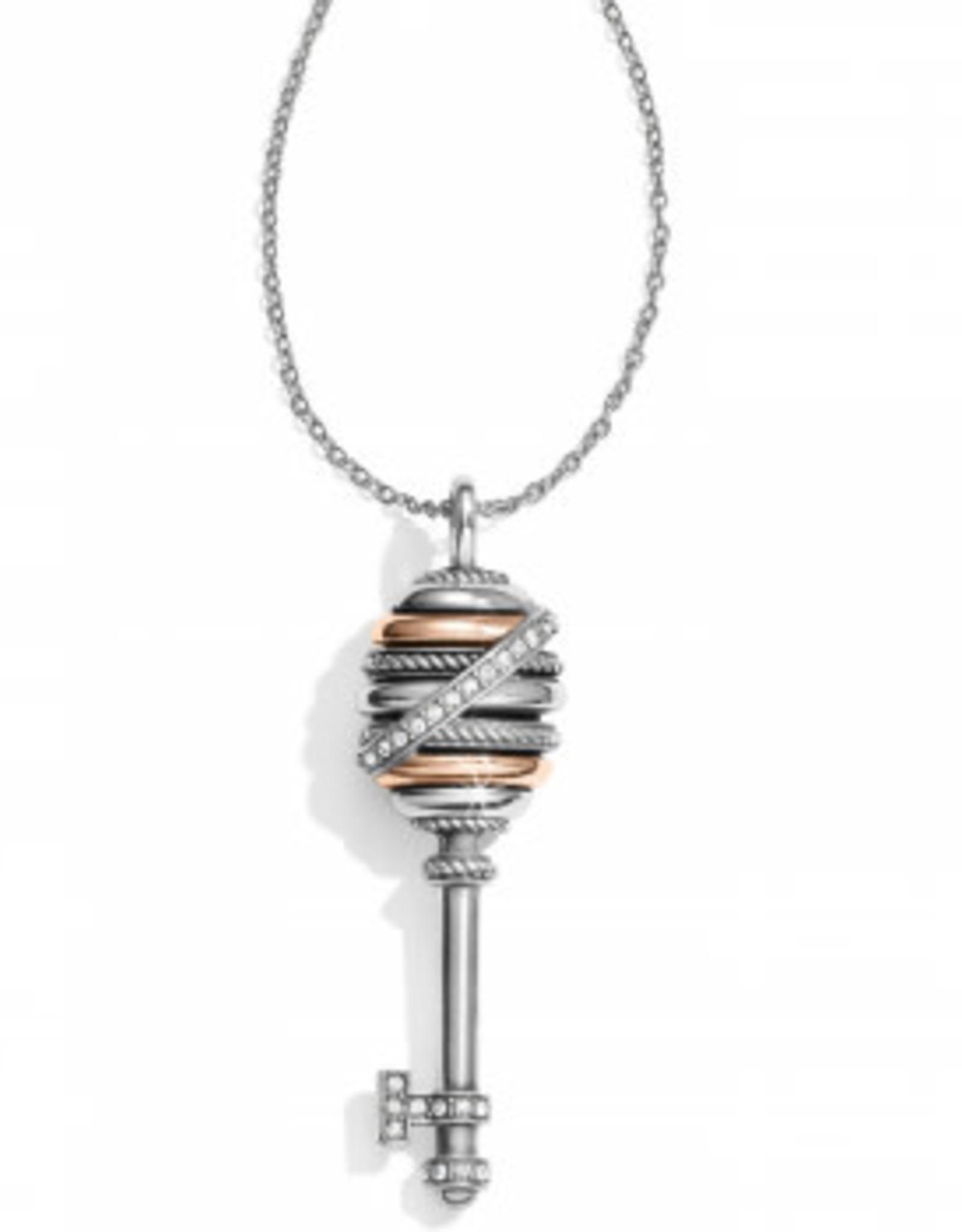 Brighton Brighton, Neptune's Rings Key Necklace