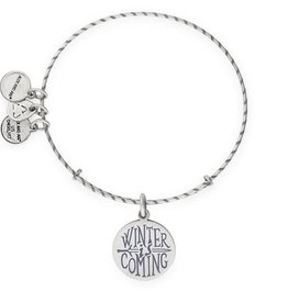 Alex and Ani Game of Thrones, Winter is Coming Bracelet