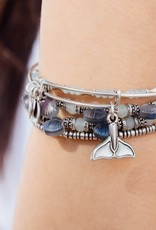 Alex and Ani Whale Tail, RS FINAL SALE