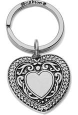 Brighton Brighton, Medaille Heart Key Fob