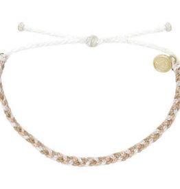 PuraVida PuraVida, Mini Braded Multi Bracelet, LECH