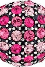 Brighton Brighton,  Crystal Voyage Bead pink