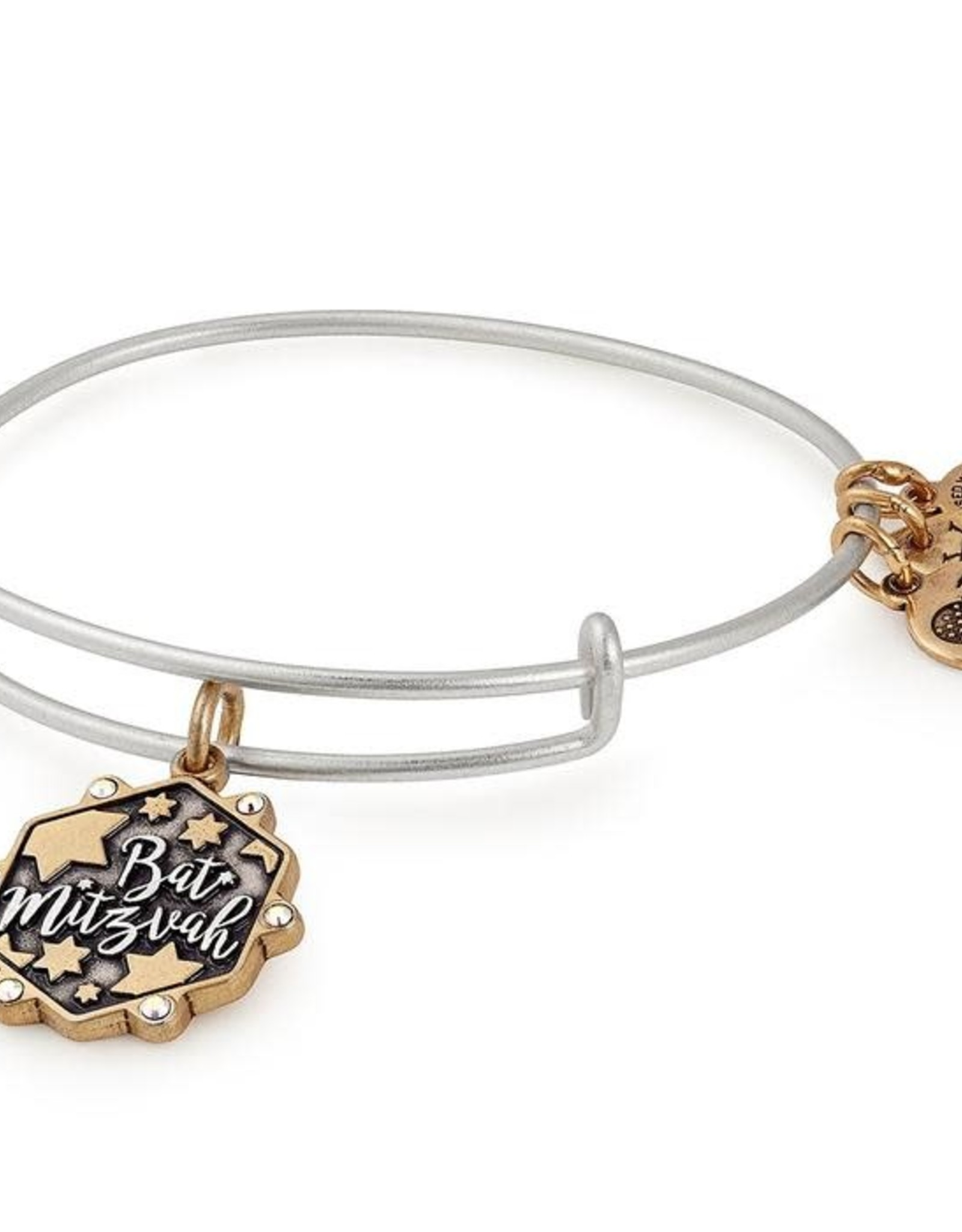 Alex and Ani Bat Mitzvah, Two Tone RG/RS