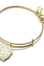 Alex and Ani Color Infusion Lily, Shiny Gold FINAL SALE
