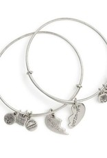 Alex and Ani Best Friends, set of 2