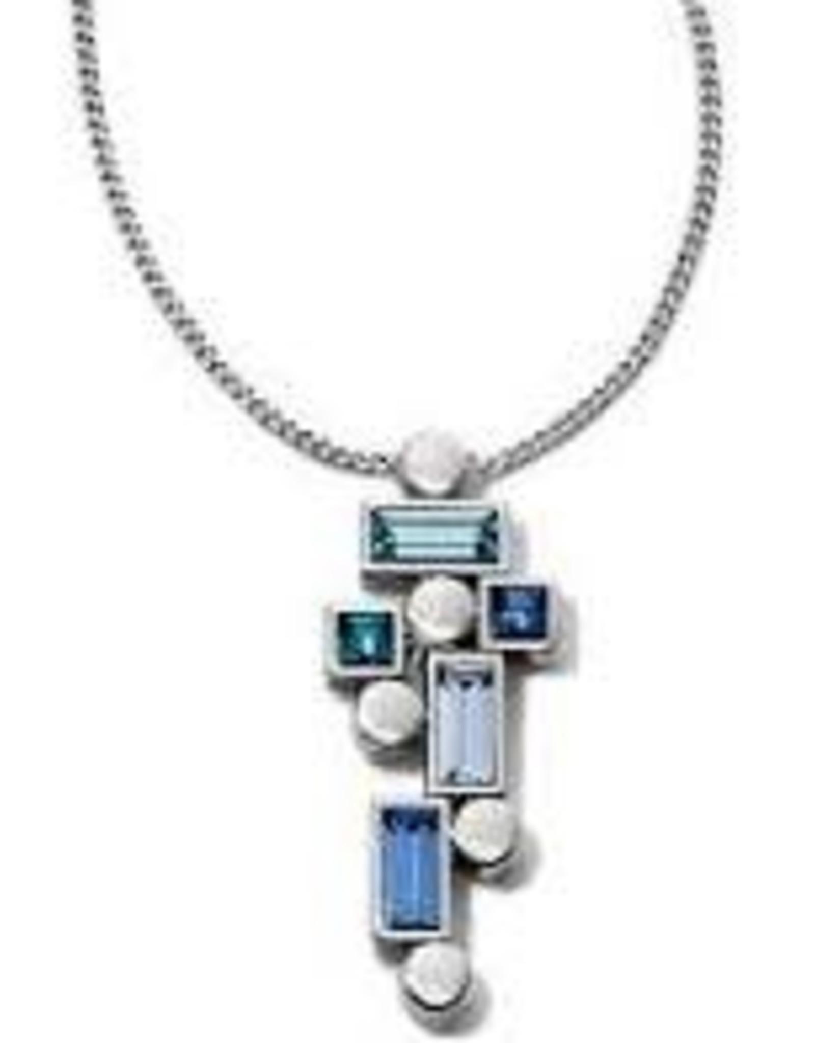 Brighton Brighton, Blue Showers Pendant Necklace