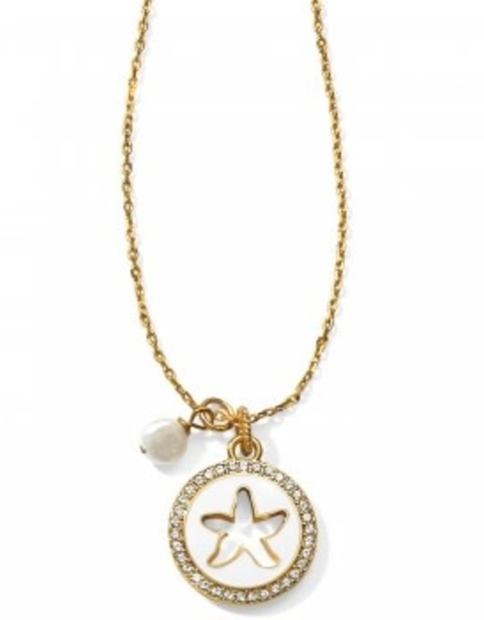 Brighton Brighton, Sea Dreamer Starfish Petite Necklace