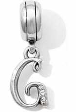 Brighton Brighton, Initially Yours Letter G Charm