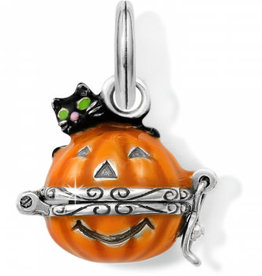 Brighton Brighton, Spooky Pumpkin Charm