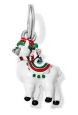 Brighton Brighton, Christmas Llama Charm