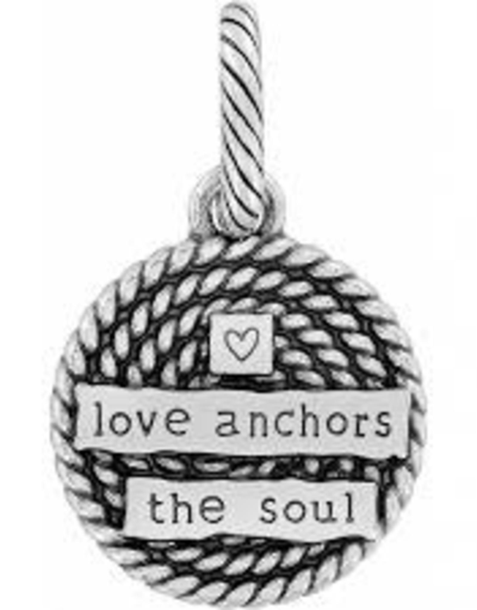 Brighton Brighton, Seascape Anchor Charm