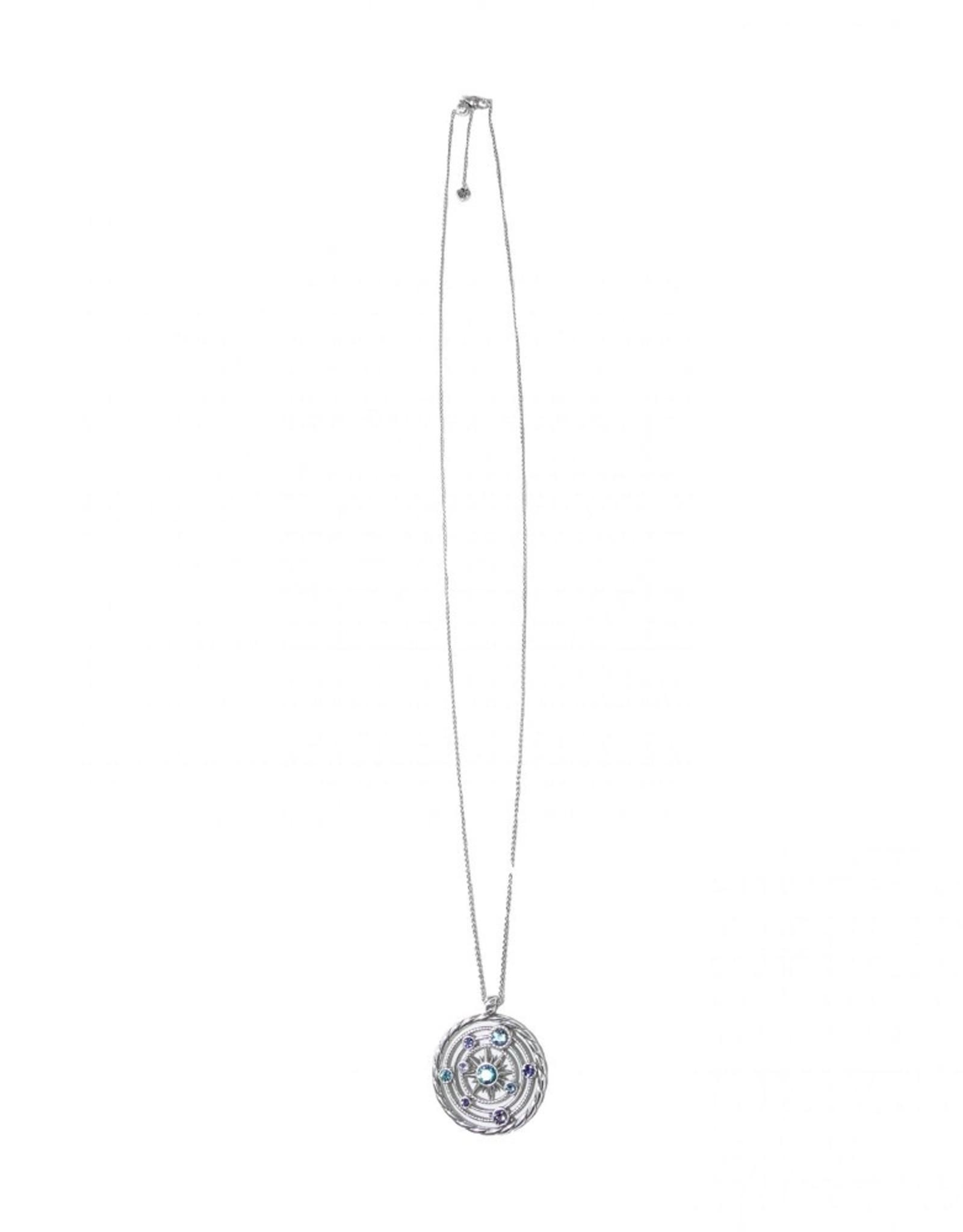 Brighton Brighton, Halo Orbit Long Necklace