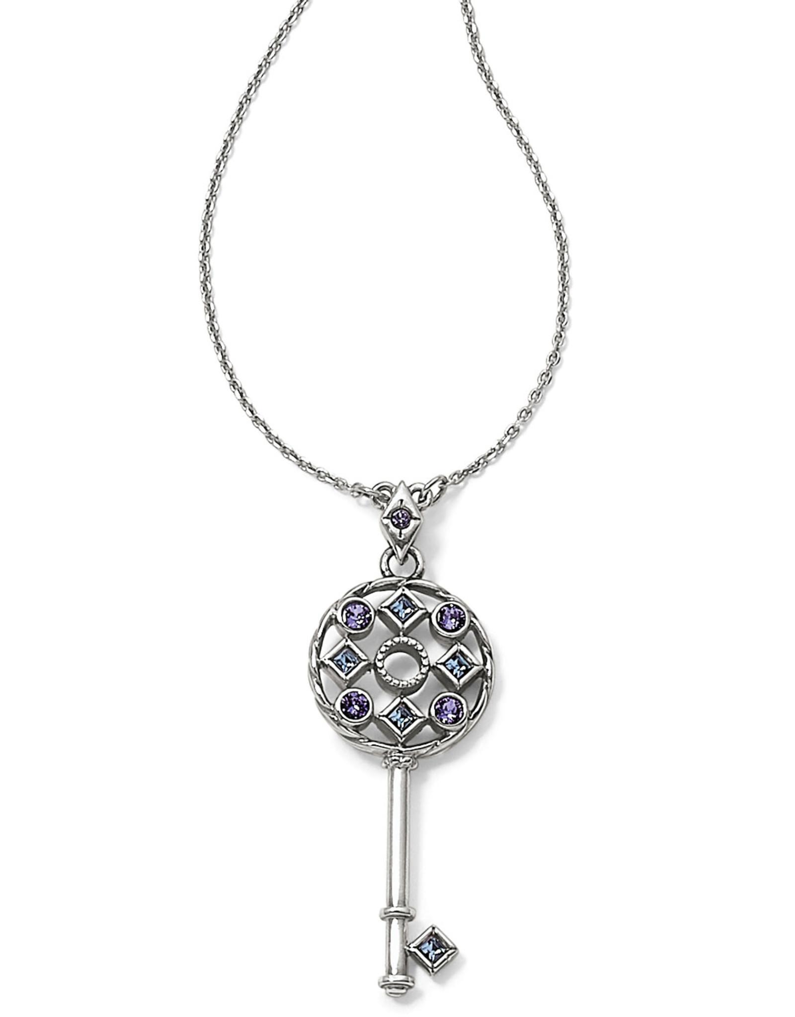Brighton Brighton, Halo Key Necklace