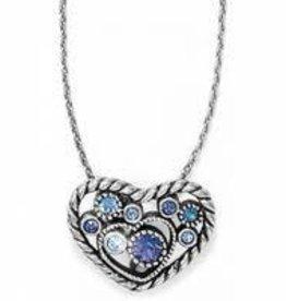 Brighton Brighton, Halo Heart Necklace