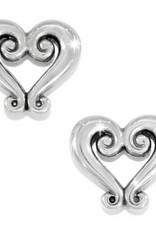 Brighton Brighton, Genoa Heart Mini Post Earrings
