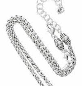 Brighton Brighton, ABC Monogram Chain Necklace