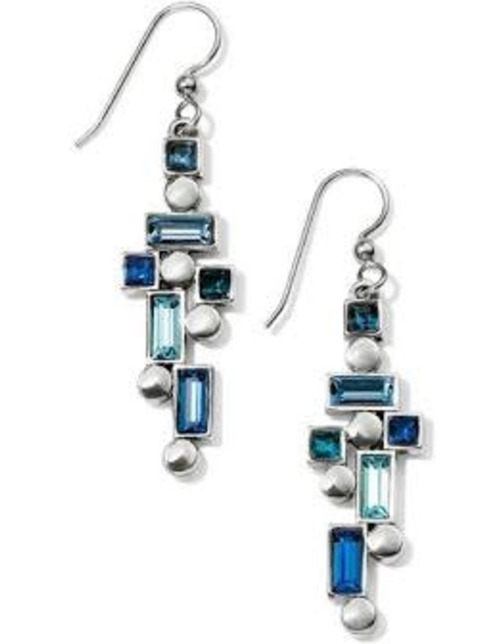 Brighton Brighton, Blue Showers French Wire Earring