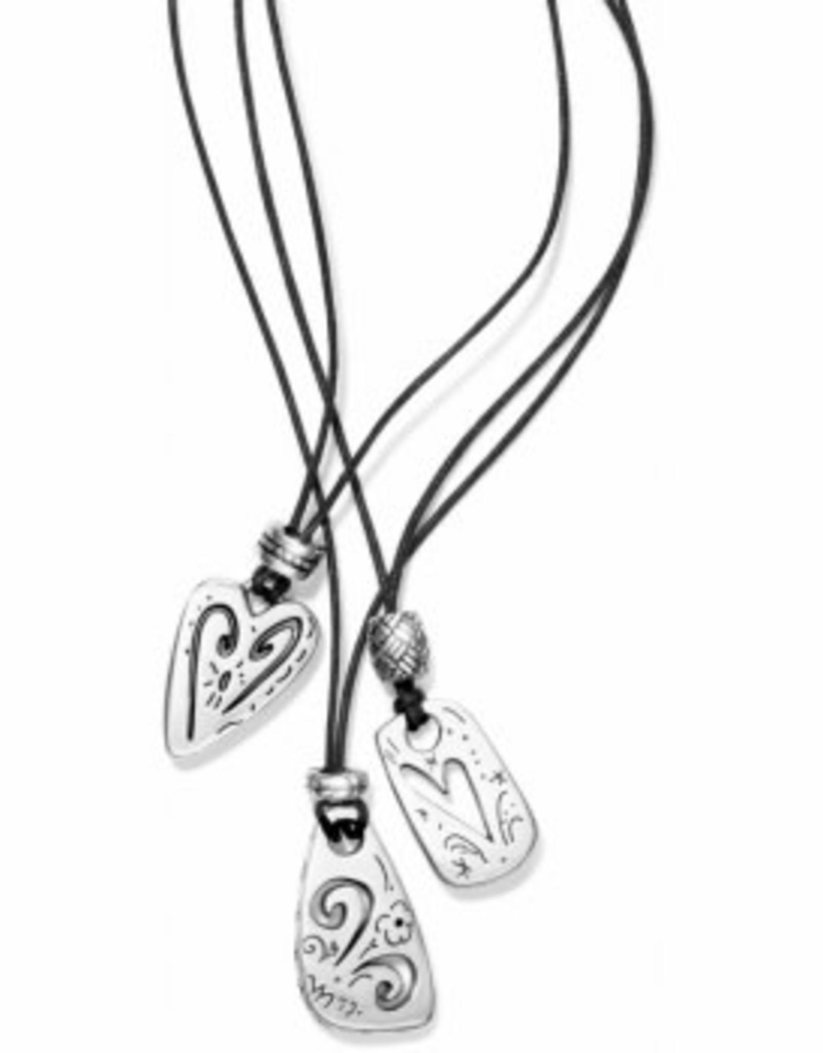 Brighton Brighton, Brazilian Multi Charm Necklace