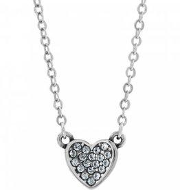 Brighton Brighton, Chara Heart Necklace