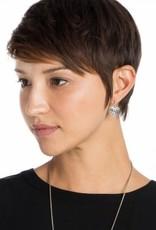 Brighton Brighton, Contempo Heart Leverback Earrings