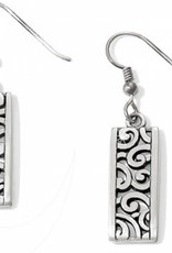 Brighton Brighton, Deco Lace French Wire Earrings