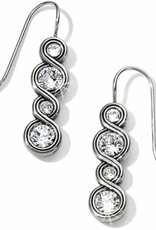 Brighton Brighton, Infinity Sparkle French Wire Earrings