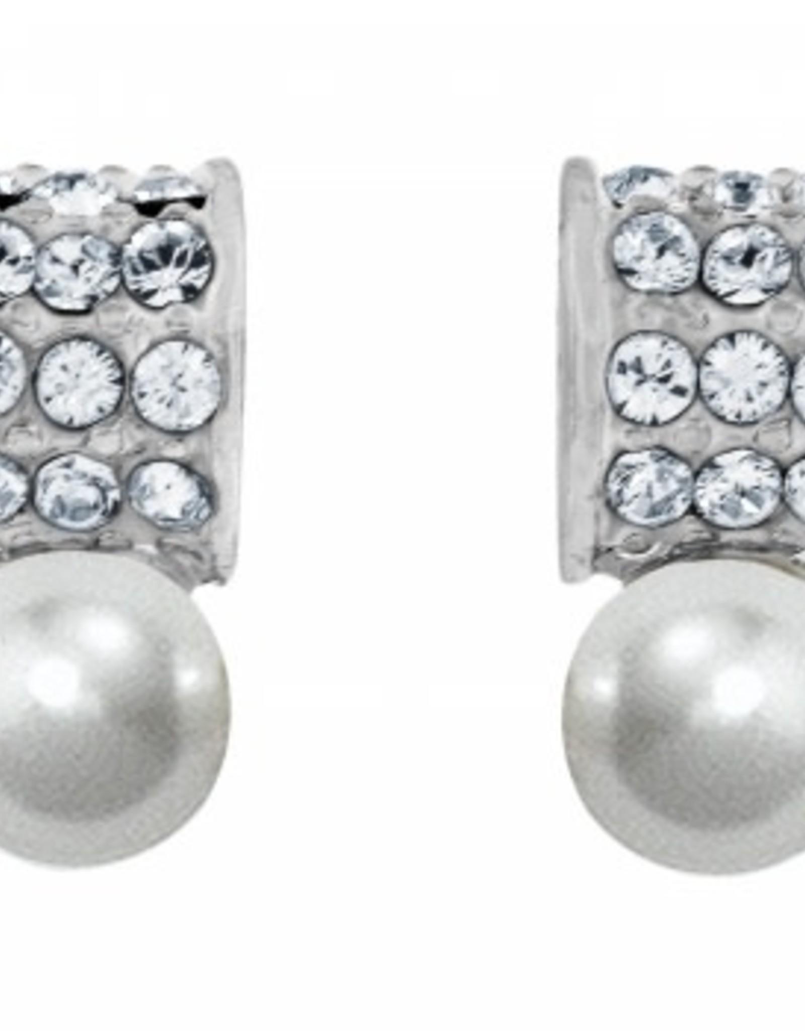 Brighton Brighton, Meridian Petite Pearl Post Earrings