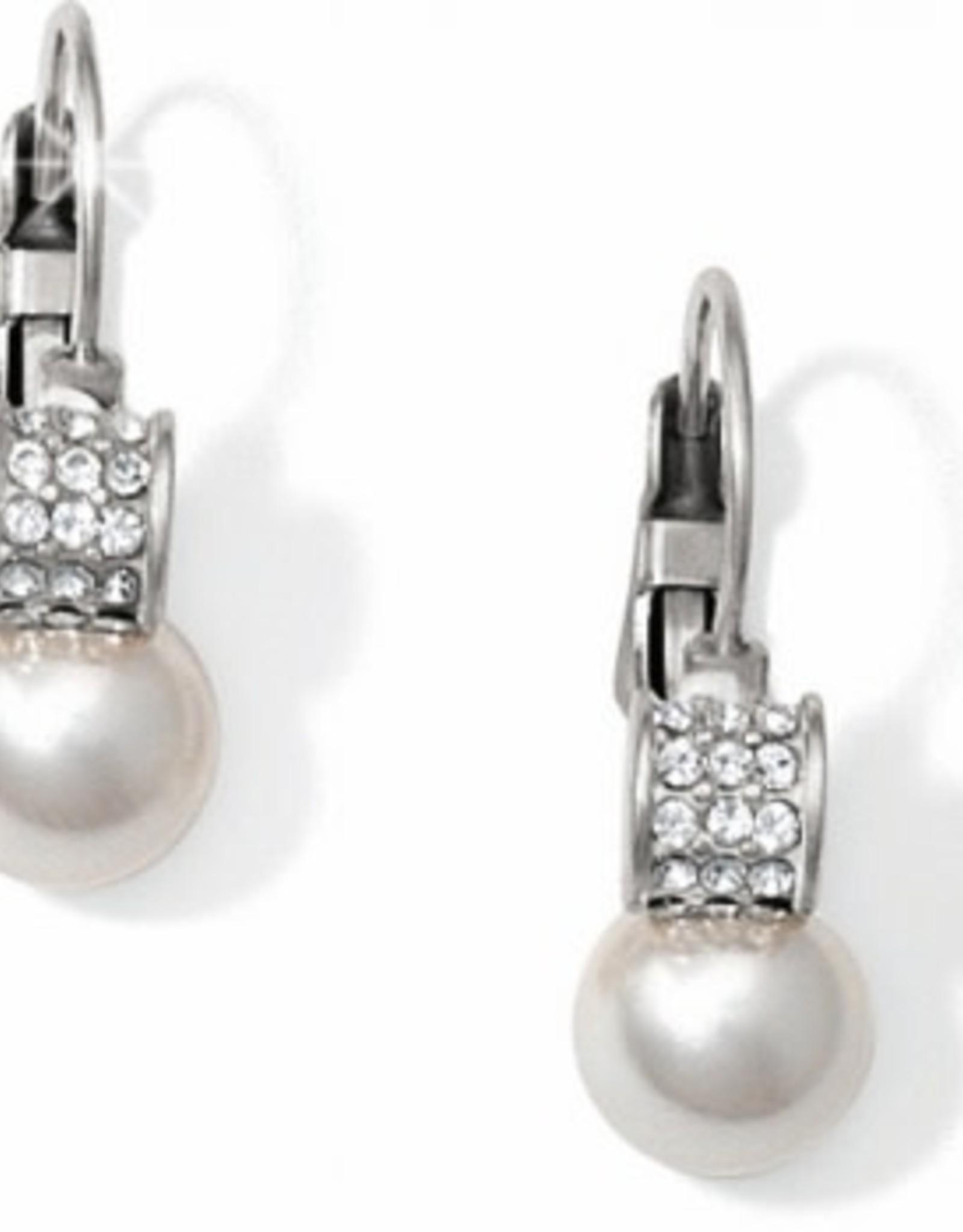 Brighton Brighton, Meridian Petite Pearl Earrings