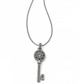 Brighton Brighton, Illumina Petite Key Necklace