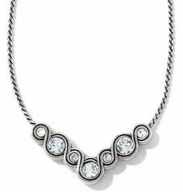 Brighton Brighton, Infinity Sparkle Necklace