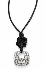 Brighton Brighton, Interlock Knot Necklace