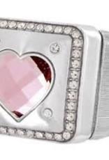 Brighton Brighton, Pink Hearted Ring, 8