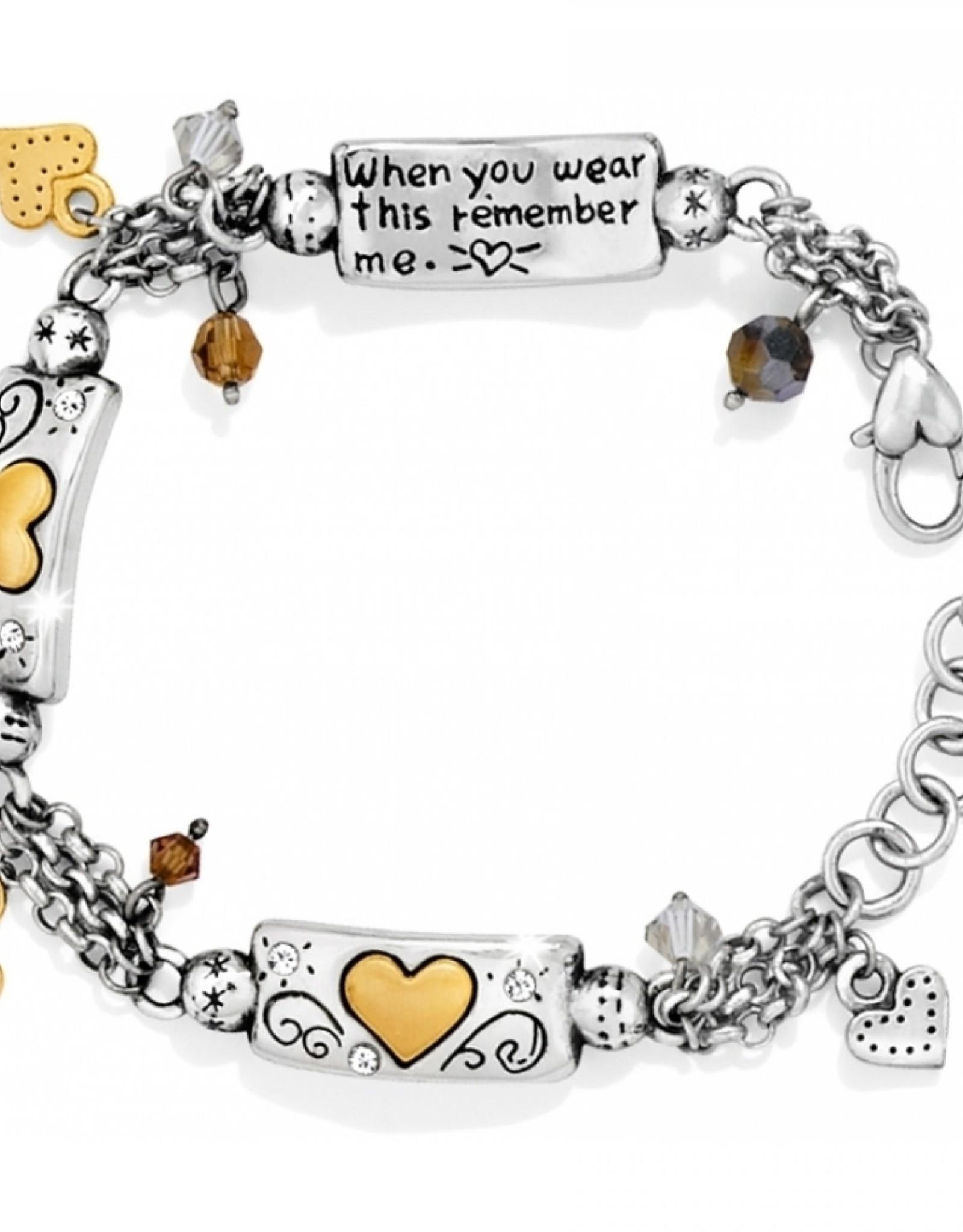 Brighton Brighton, Remember Your Heart Bracelet