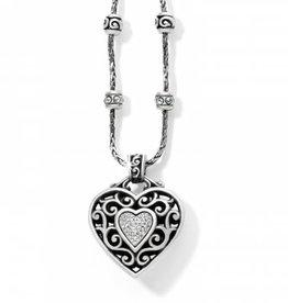 Brighton Brighton, Reno Heart Necklace