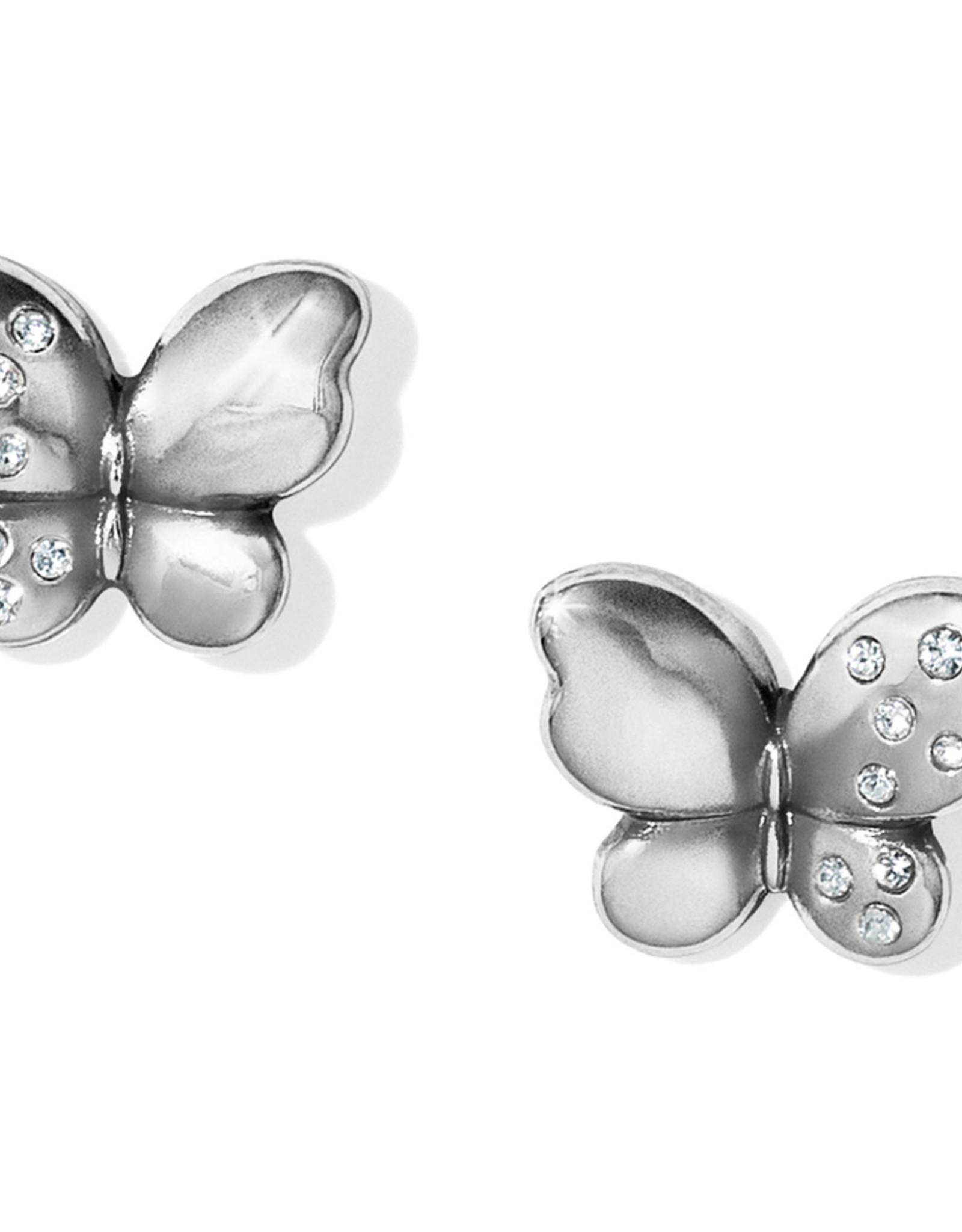 Brighton Brighton, Butterfly Kiss Mini Post Earrings