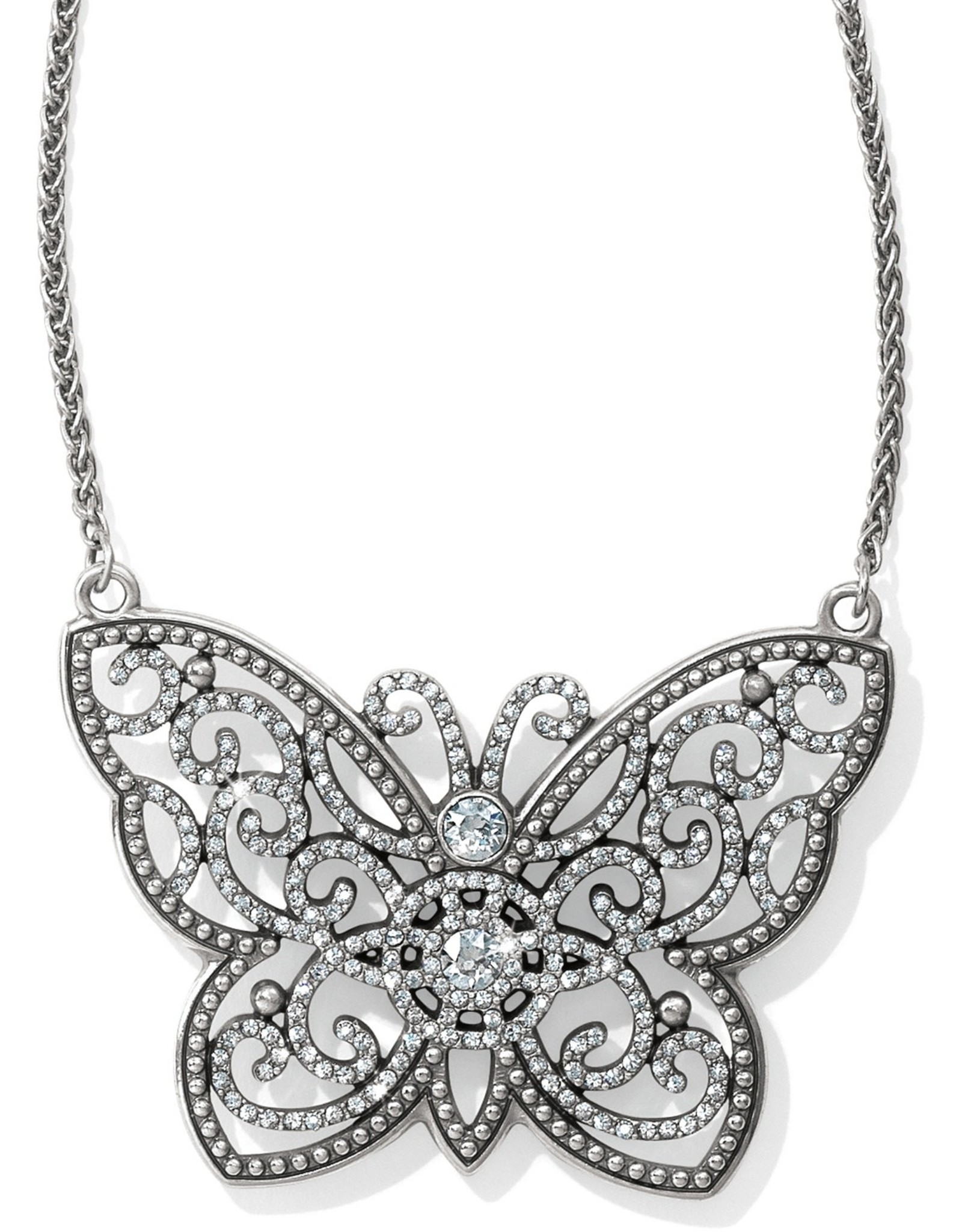 Brighton Brighton, Illumina Butterfly Necklace