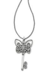Brighton Brighton, Illumina Butterfly Key Necklace