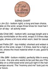Marc & Barb The Slim Jim Scrunchies