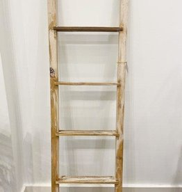 Marc & Barb Wooden Ladder (In-Store or Curbside Pick Up)