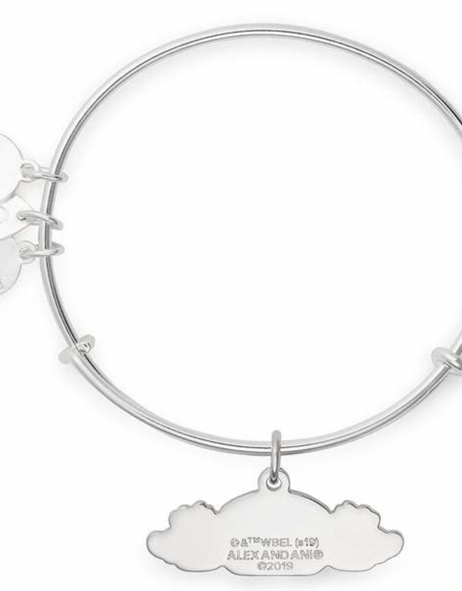 Alex and Ani FRIENDS, Central Perk, Shiny Silver