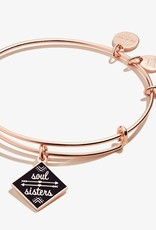 Alex and Ani Alex and Ani, Color Infusion, Soul Sisters, Shiny Rose Gold