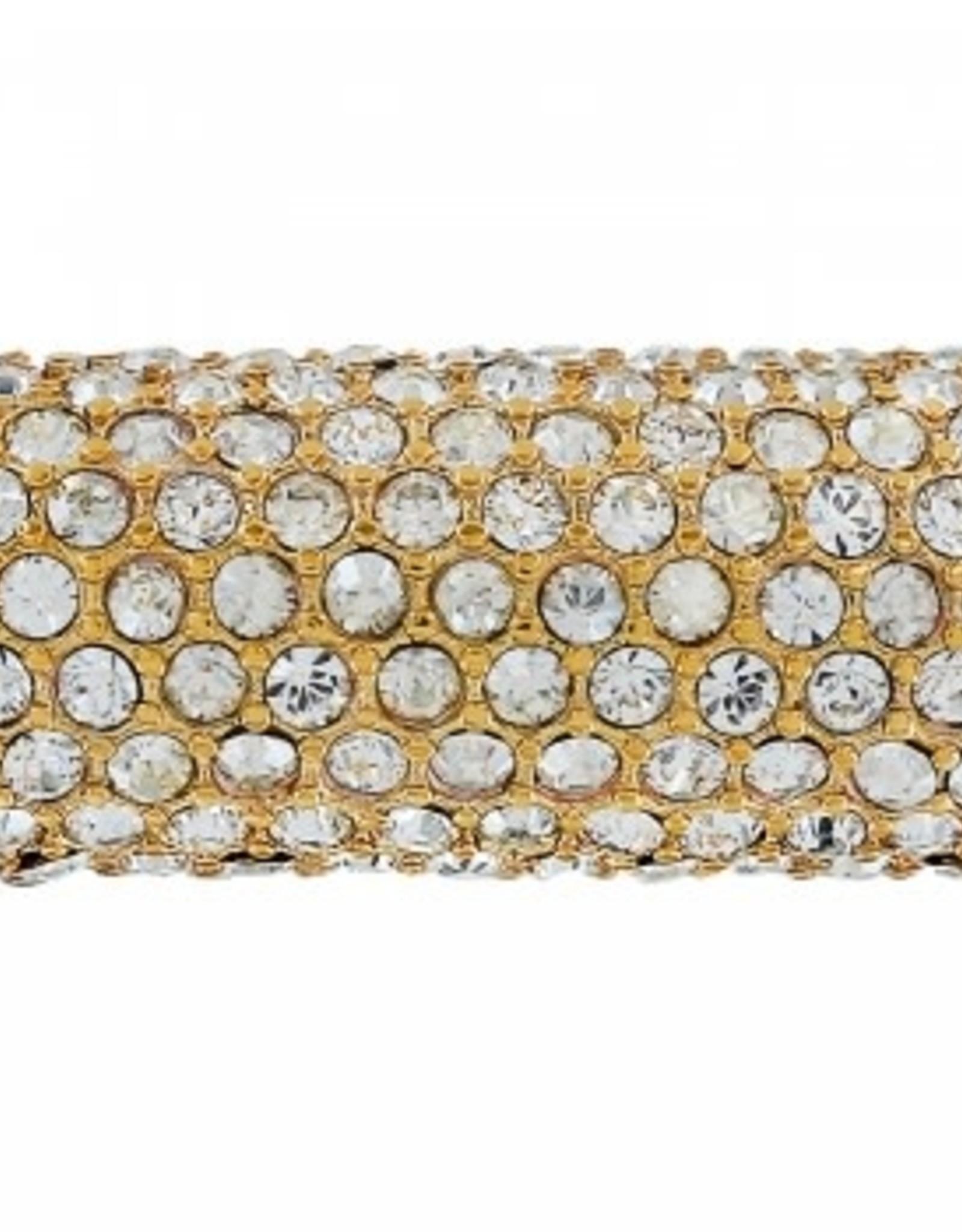 Brighton Brighton, Gold Glitter Long Bead