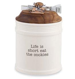 MudPie MudPie, Circa Cookie Jar Set