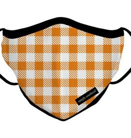 Simply Southern Fall Gringham Adult Mask