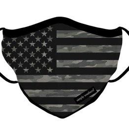 Simply Southern CamoFlag Adult Mask