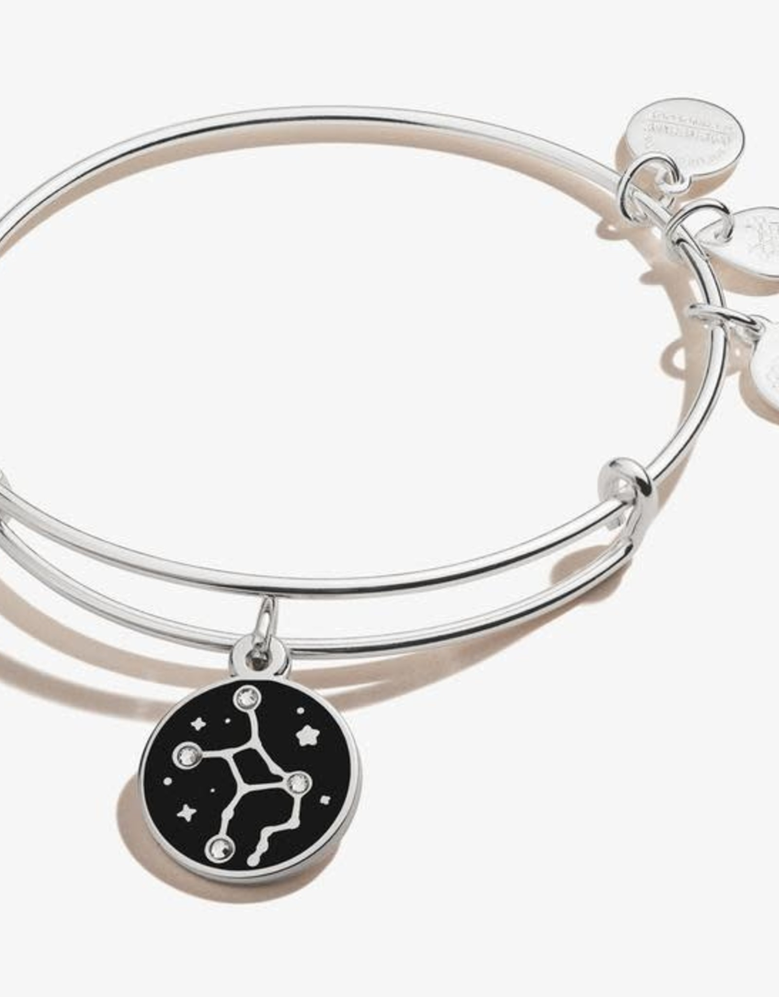 Alex and Ani Alex and Ani, Virgo, Color Infusion, Shiny Silver