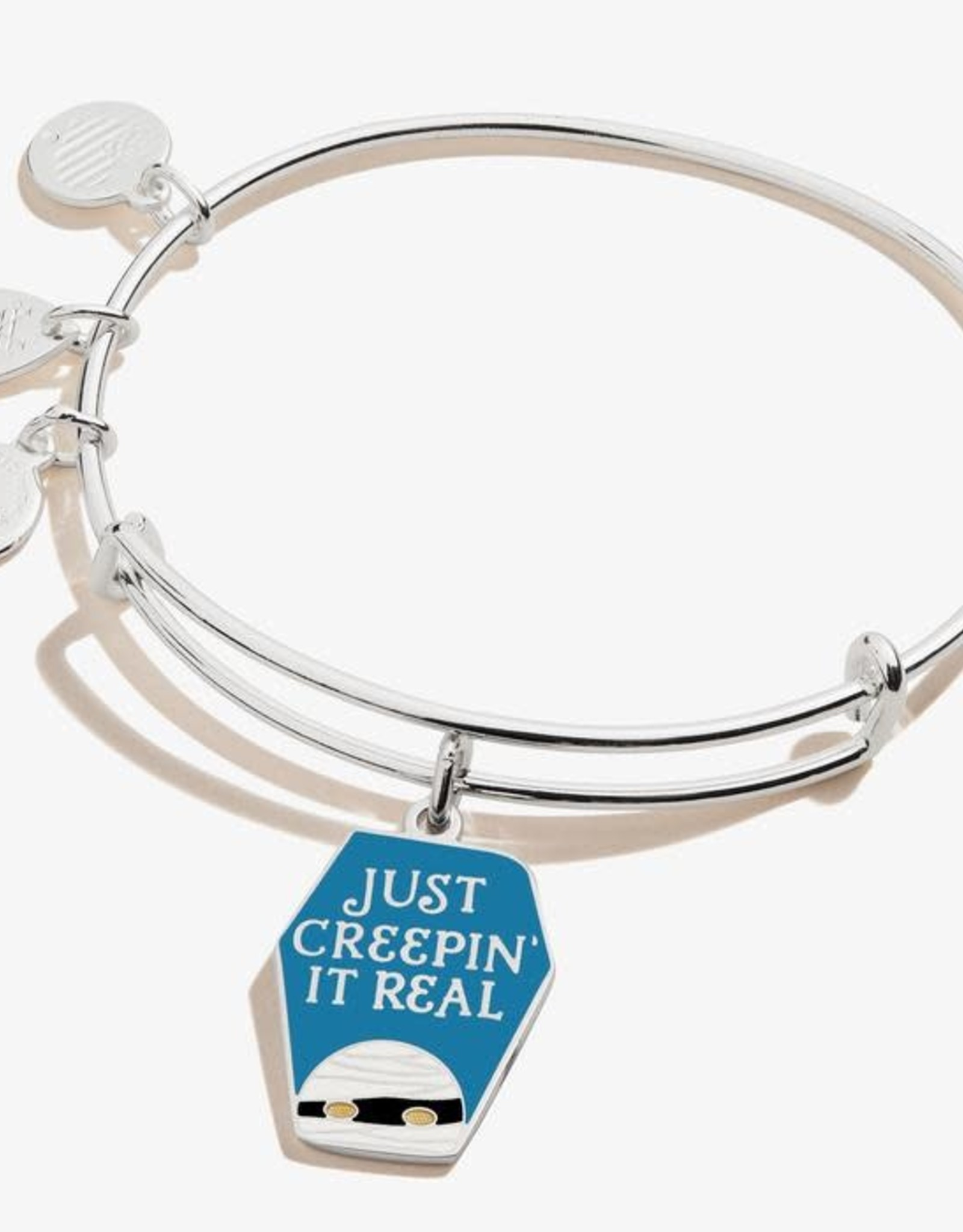 Alex and Ani Alex and Ani, Just Creepin It, Color Infusion, SS